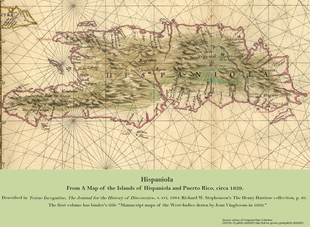 Hispaniola | Genocide Studies Program