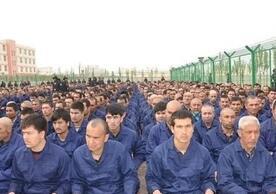 Uyghur detainees